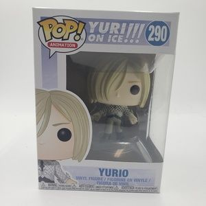 Funko Pop Anime: Yuri on Ice Yurio (Skate-Wear)290
